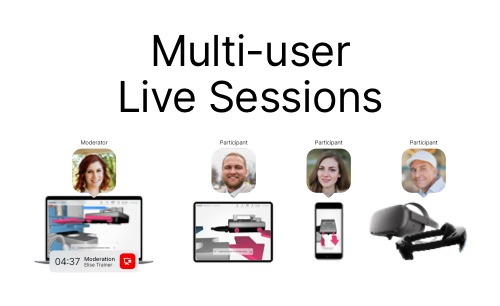 Launch: Collaborative Live Sessions